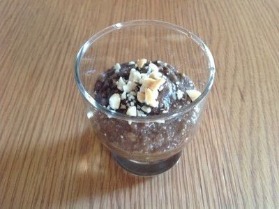 How to make a mousse. Avocado & Chocolate Mousse - Step 4