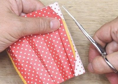 How to fold an origami shape. Ribe Paper Star - Step 11