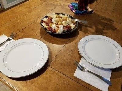 How to cook a skillet. Kielbasa Potato Skillet - Step 7