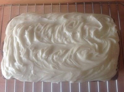 How to bake a carrot cake. Carrot Loaf with cream cheese icing  - Step 7