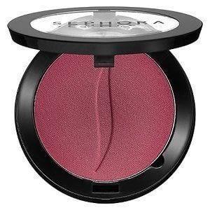 How to create a smokey eye. Berry Smokey Eye With Bold Lips - Step 2