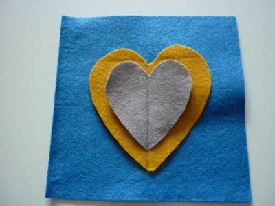 How to make an embellished cushion. Be Still My Beating Heart Cushion - Step 4