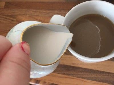 How to make a milk. Almond Milk - Step 5