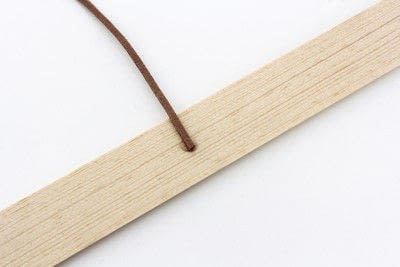 How to make a frame / photo holder. Poster Hanger - Step 2