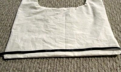 How to make a collar / bib. Sailor Collar - Step 4