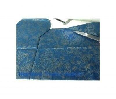 How to make a gift bag. Drawstring Gift Bag - Step 2