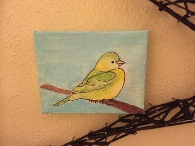 How to make wall decor. Fun Tree String Art - Step 8