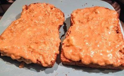 How to cook a sandwich. Welsh Rarebit - Step 3