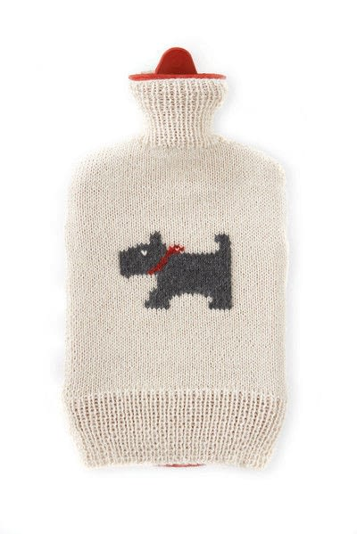 How to make a hot water bottle. Knit Hot Water Bottle - Step 7