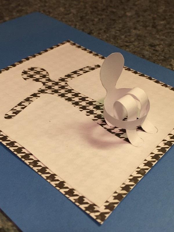 Cutting A Piece Of Paper : Five minute paper man · how to cut a piece of papercutting