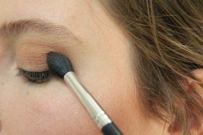 How to create a smokey eye. Smokey Eye - Step 2