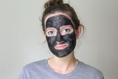How to make a face mask. Diy Charcoal Mask - Step 4