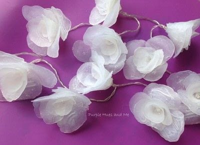 How to make a flowers & rosettes. How To Make Hot Glue Flowers - Step 8