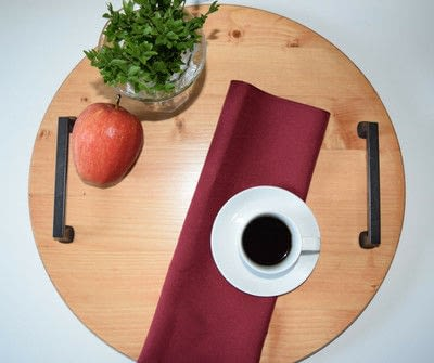 How to make a tray. Diy Industrial Serving Tray That Anyone Can Make - Step 8
