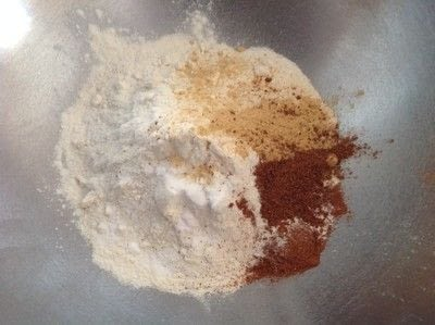 How to cook a baked treat. Sticky Gingerbread Loaf - Step 1