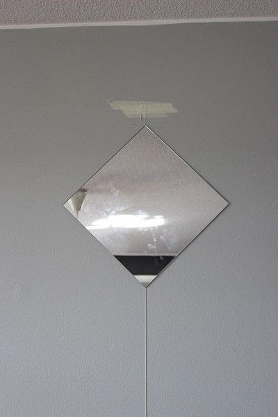 How to make a wall mirror. Contemporary Mirror Wall - Step 3