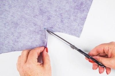 How to sew . Shawl Collar - Step 7