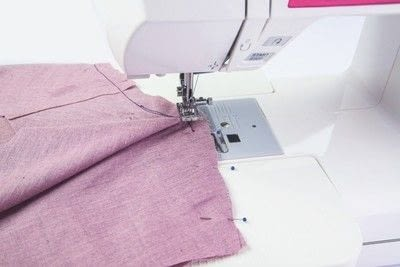 How to sew . Shawl Collar - Step 9