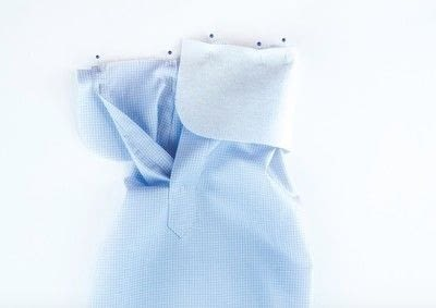 How to sew a sleeve. Shirt Cuff - Step 1