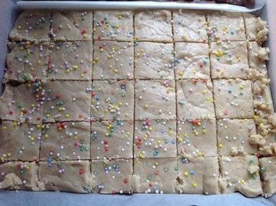 How to make fudge. Gingerbread Fudge - Step 5