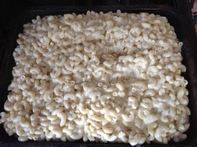 How to cook macaroni cheese. Macaroni Three Cheese Bake - Step 9