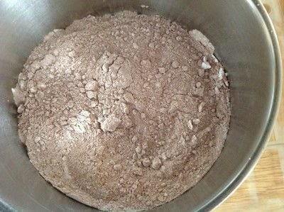 How to make a pudding. Chocolate Pudding  - Step 1