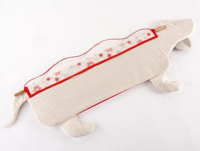 How to make an advent calendar. Canine Calendar - Step 14