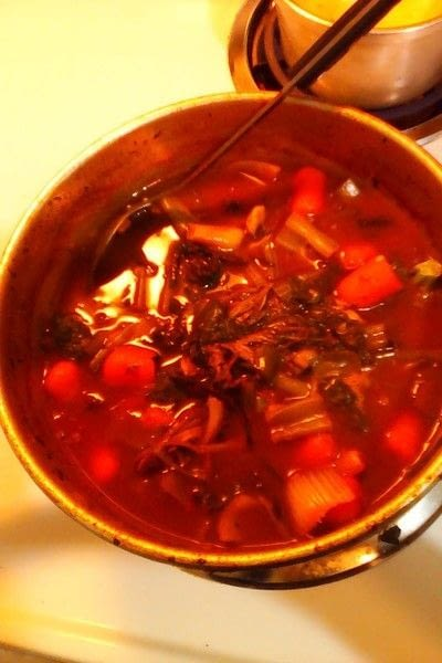 How to cook chicken soup. Delicious (and Lazy) Spicy Chicken Stew - Step 9
