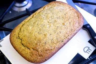 How to bake cornbread. Black Pepper & Herb Cornbread - Step 7