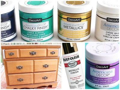 How to make a drawer / dresser. Underwater Mermaid Dresser - Step 1