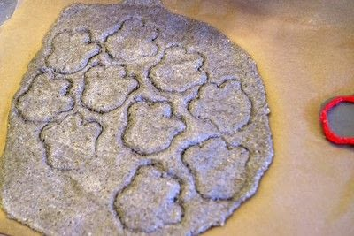 How to bake a cracker. Bear Paw Bites - Step 7
