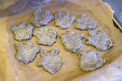 How to bake a cracker. Bear Paw Bites - Step 8