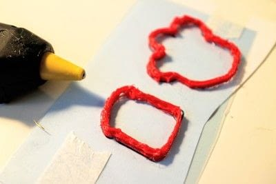 How to make a cookie cutter. 3D Pen Printed Cookie Cutters - Step 6