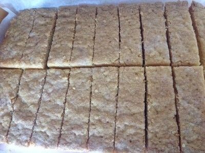 How to cook a baked treat. Scottish Collection  - Step 2