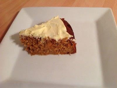 How to bake a carrot cake. Carrot Cake - Step 6