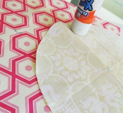 How to make a patchwork quilt. Drunken Chevron Quilt Block - Step 3