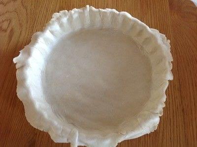 How to bake a lemon meringue pie. Lemon Meringue Pie - Step 1