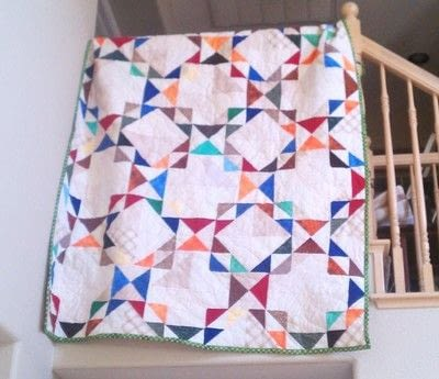 How to make a patchwork quilt. Understanding The Scant 1/4 Inch Seam - Step 1