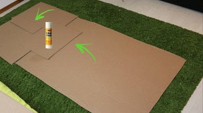 How to make a wall decal. Self Wall Silhouette - Step 8