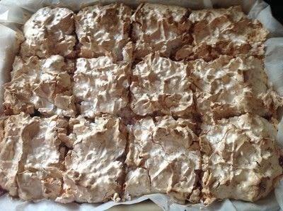 How to bake a bar / slice. Louise Bars - Step 10