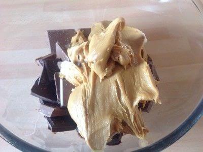 How to bake a bar / slice. Crispy Peanut Bars - Step 6