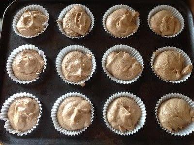 How to bake a chocolate cake. Chocolate Orange Cupcakes  - Step 5