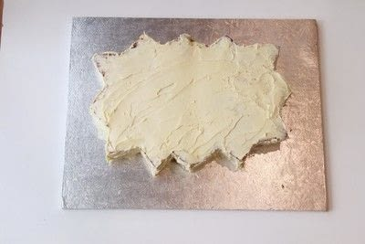 How to bake a cake. Pow Cake - Step 2