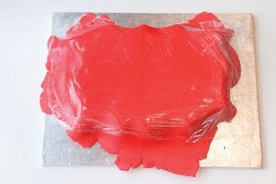How to bake a cake. Pow Cake - Step 3
