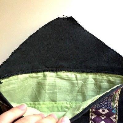 How to make a shoulder bag. DIY Shoulder Bag - Step 3