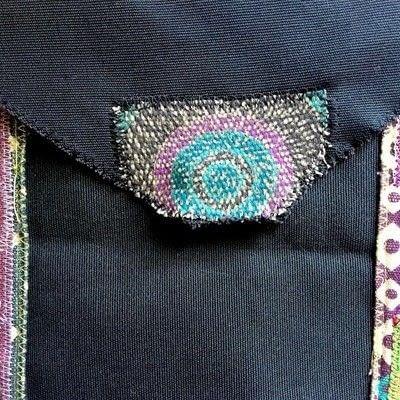 How to make a shoulder bag. DIY Shoulder Bag - Step 4