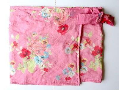 How to make a wrap skirt. DIY Wrap Skirt - Step 5
