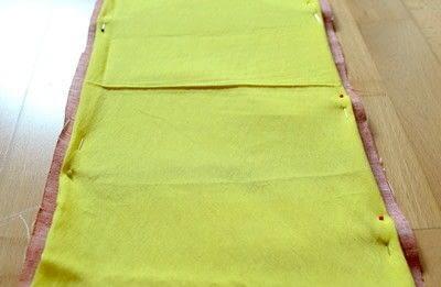 How to make a bag. DIY Summer Bag - Step 3