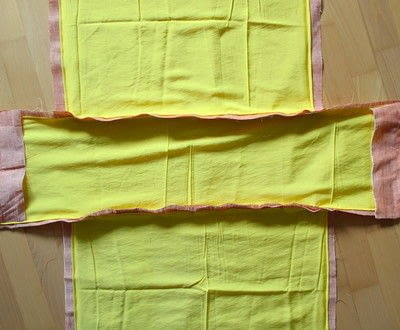 How to make a bag. DIY Summer Bag - Step 4