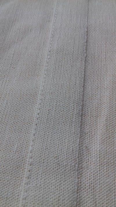 How to sew a seam. Flat Felled Seam - Step 12
